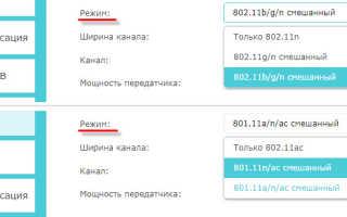 Какой стандарт wifi выбрать в роутере