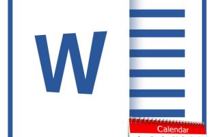 Календарь в офисе