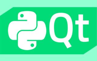 Визуальное программирование python