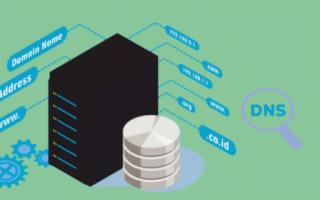 Проверка серверов домена