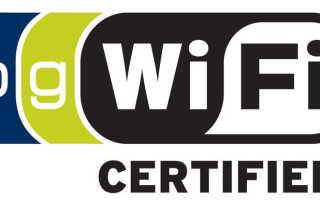 Стандарты wifi таблица