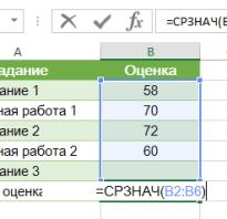 Как работает подбор параметра в excel