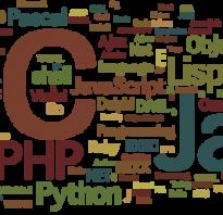 Язык программирования s