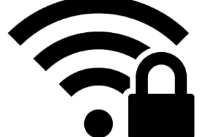 Пароль wifi xp