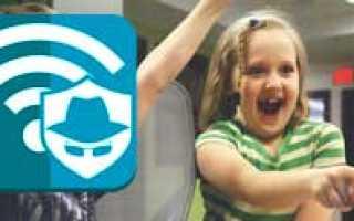 Контроль wifi сети