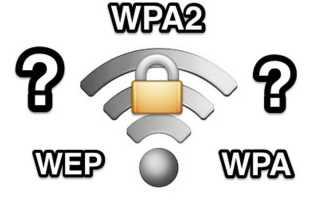 Как узнать код от wifi