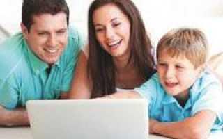 Семейный фильтр в браузере