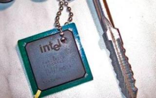 Ремонт чипа видеокарты