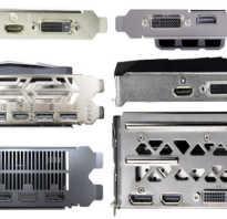 Видеокарты с двумя процессорами