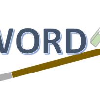 Рисование в word 2020